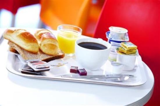 Premiere Classe Avignon Nord - Le Pontet : petit déjeuner