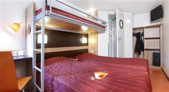 Premiere Classe Avignon Nord - Le Pontet : chambre triple