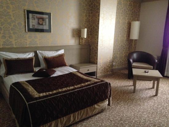 Atalay Hotel : Camera