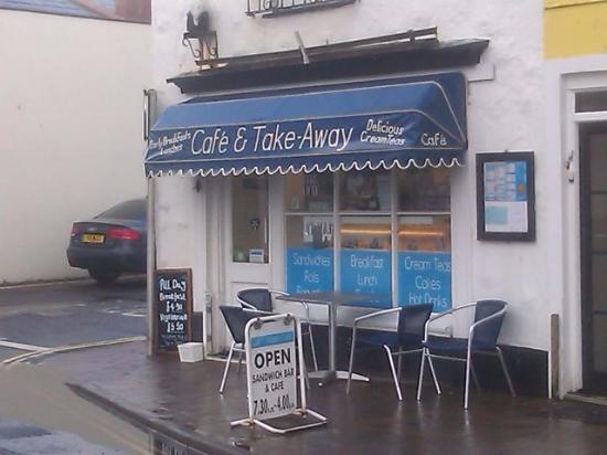 Adele's Cafe : Adele's.....