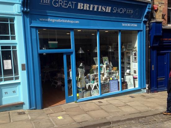 ‪The Great British Shop‬