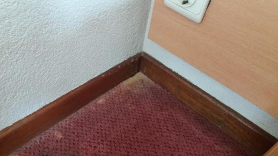 Vast Tapijt Slaapkamer : Cottage vies vasttapijt hoek slaapkamer foto van center