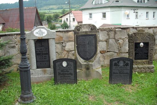 Cmentarz Kudowa Zdrój