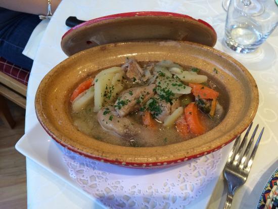 Raon-l'Etape, ฝรั่งเศส: Un repas délicieux, pour des prix abordables. Le personnel est en plus très sympathique.