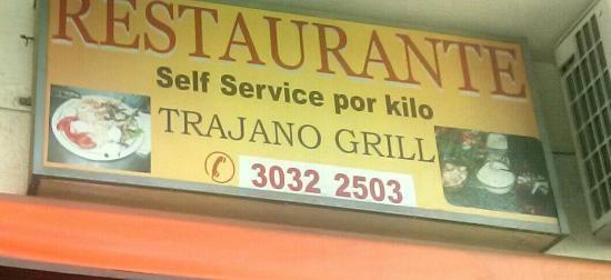 Trajano's Grill Ii