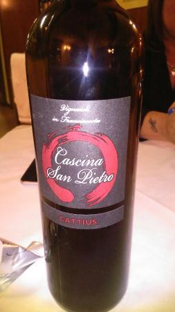 Foresto Sparso, Italy: Veramente un buon bicchiere di vino