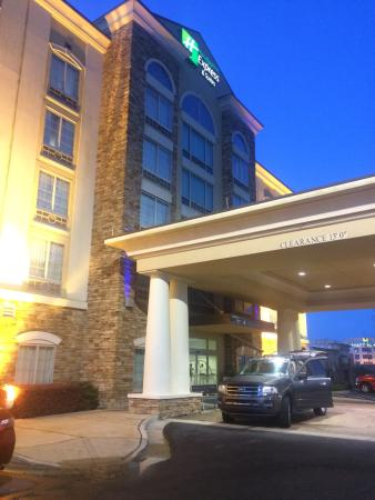 stalker hotel picture of holiday inn express columbus at northlake rh tripadvisor com