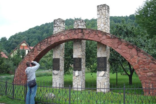 Monument of the Three Cultures (Pomnik Trzech Kultur)