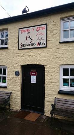 Sennybridge, UK: The Shoemakers Arms