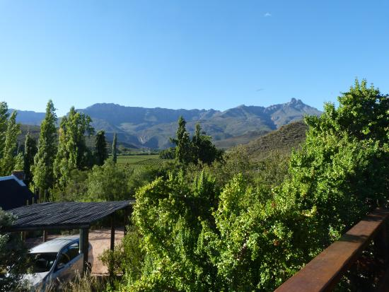 Ladismith, Южная Африка: Beautiful View