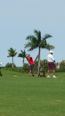 Valencia Golf Course: Driving range