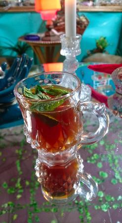 Alger, Argelia: Tea!