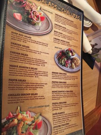 Mama Juanita S Mexican Restaurant Conroe Menu Prices Reviews Tripadvisor