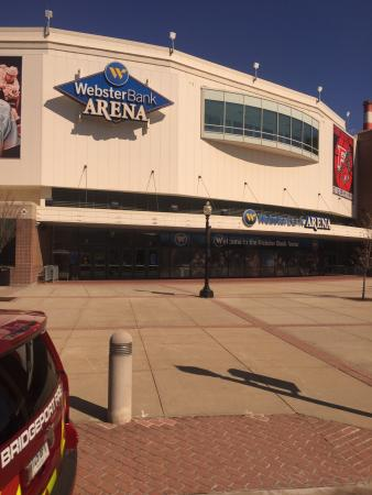 Webster Bank Arena