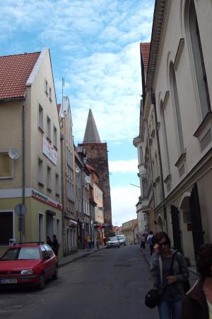 Miejska Trasa Turystyczna, Bystrzyca Kłodzka