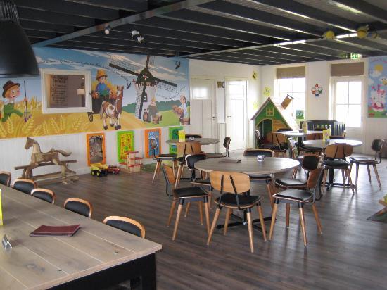 Scharendijke, Holandia: Spielbereich für Kleinkinder