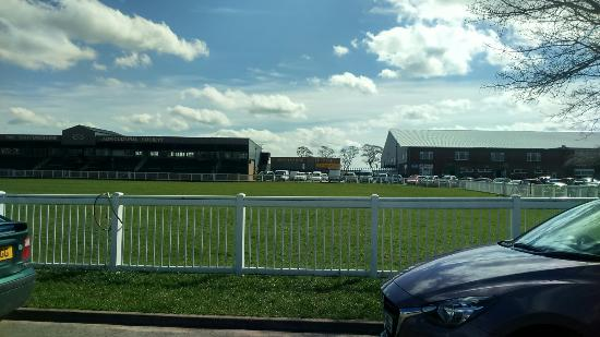 Staffordshire County Showground