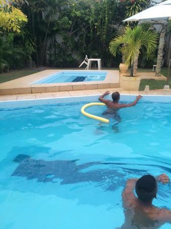 Pousada Bougainville : Piscina