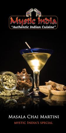 Mystic India: Masala Chai Martini