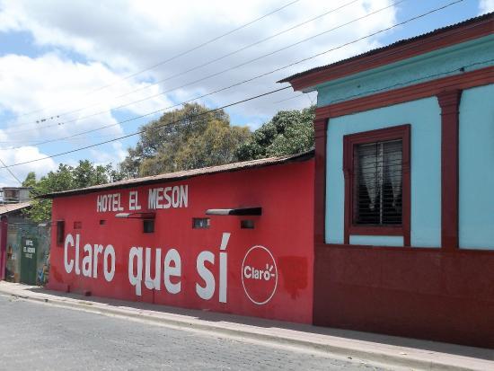 Hostal El Mesón: 6 avril 2016