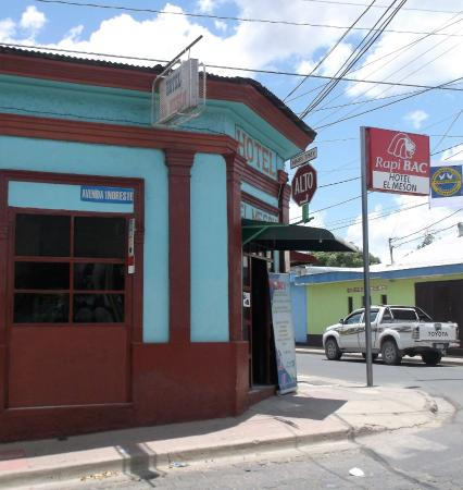 Hostal El Meson: April 6th 2016