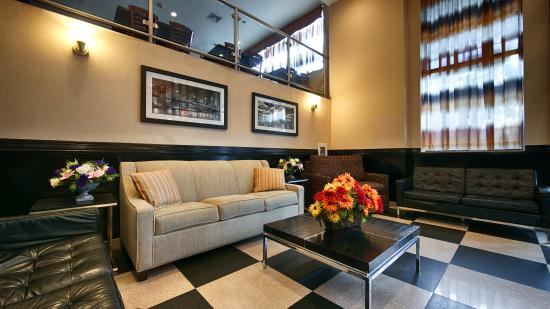 Best Western Plus Plaza Hotel: Lobby