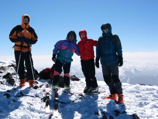 Subida Al Toubkal - Day Tours