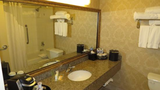 Holiday Inn Vancouver Airport: Very Clean
