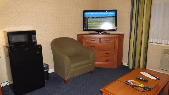 Holiday Inn Vancouver Airport: Comfortable