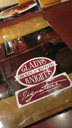 Glady's Knight and Ron Winans: 20160406_173625_large.jpg