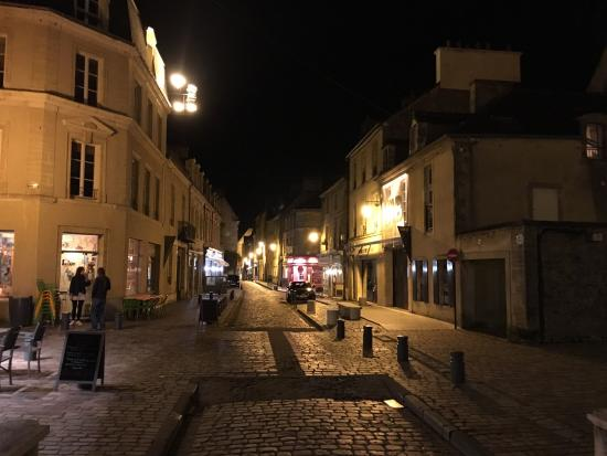 Best place to stay in Bayeux, France.