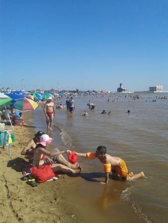 San Jose Beach Playa José Encarnación Paraguay