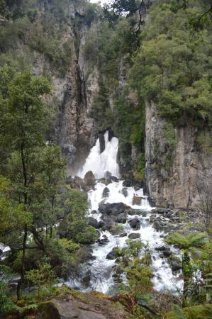 Bay of Plenty Region, Νέα Ζηλανδία: Tarawera Falls