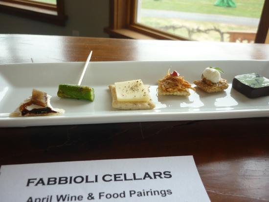 Leesburg, VA: Tasting Plate