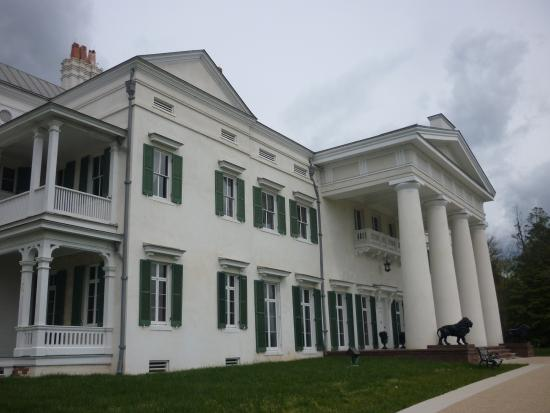 Leesburg, VA: Davis Mansion