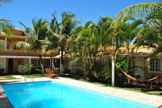 Hotel Pousada Luar de Buzios: Area Principal