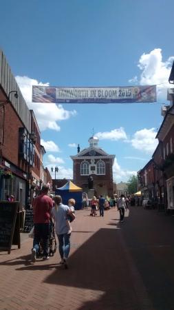 Tamworth Street Market