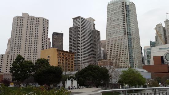 Yerba Buena Gardens Picture Of Yerba Buena Gardens San Francisco Tripadvisor