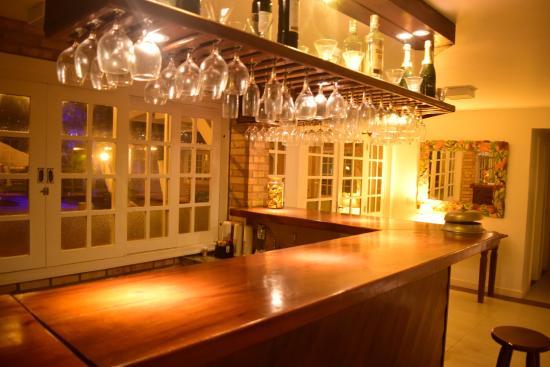 Hotel Pousada Luar de Buzios: Bar