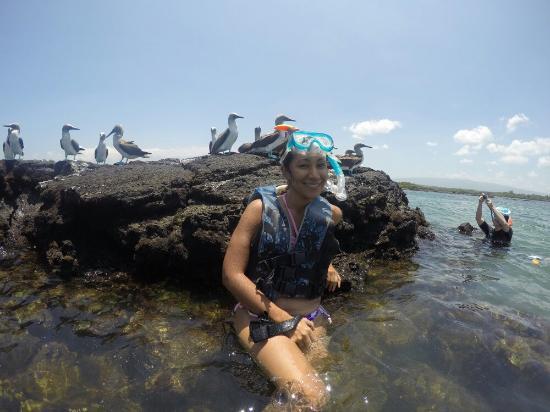 Puerto Villamil, Ecuador: En mi visita a los Túneles de Isabela