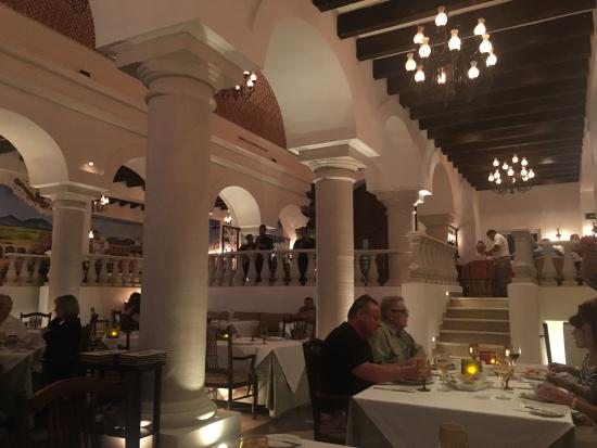 Hyatt Zilara Cancun Mexican Restaurant And Cantina With Live Music