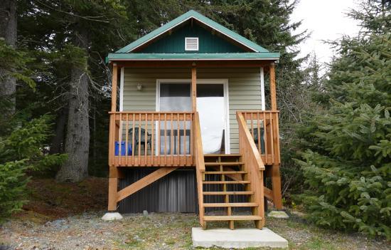 Lynn View Lodge & Cabins: Cabin 1