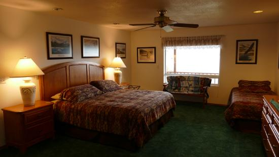 Lynn View Lodge & Cabins: Suite