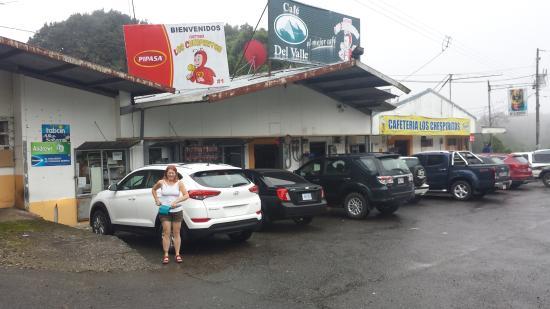 Cafeteria Los Chespiritos