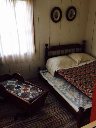 West Branch, IA: One of two rooms