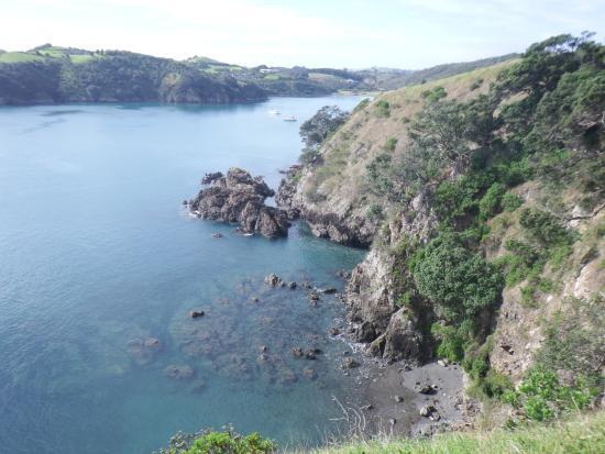 Waiheke Island, Nya Zeeland: A great view view around every corer