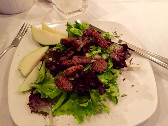 Joy Bistro: pear salad