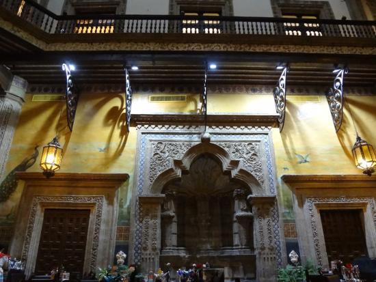 Picture of sanborns de los azulejos mexico for Sanborns de los azulejos
