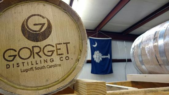 Lugoff, Carolina del Sur: Gorget Distilling Co