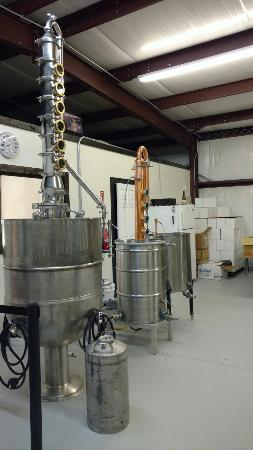Lugoff, Carolina Selatan: Gorget Distilling Co